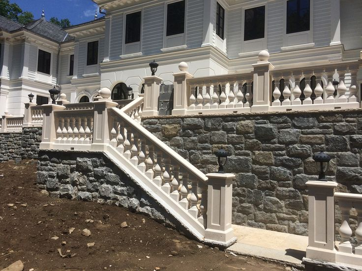 17 Best images about Concrete Railings (Balustrade System ...