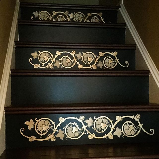 Carved Wood Stair Risers Stair Ideas Stamped Leather: 25+ Best Ideas About Stair Risers On Pinterest