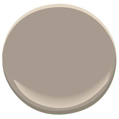 benjamin moore- shenandoah taupe downstairs family room, stair wall, laundry, upstairs hallway, & entrance ways, kitchen west, south & east walls.