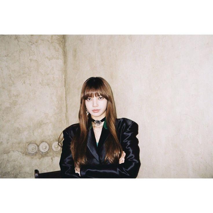 Blackpink's LISA Instagram Update