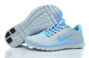 Chaussures Nike Free 3.0V4 Femme F0013 by Joi Statzer, via Behance