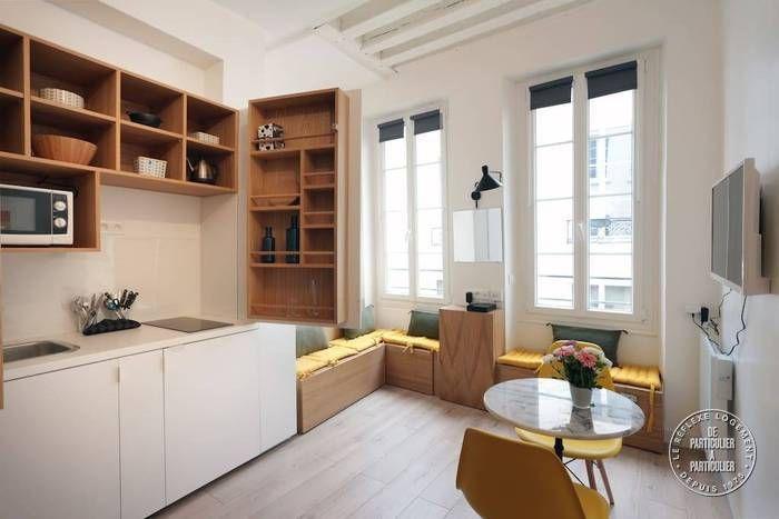 Location Meublee Studio 25 M Paris 2e 25 M 650 De Particulier A Particulier Pap Location Appartement Paris Location Appartement Appartement Paris