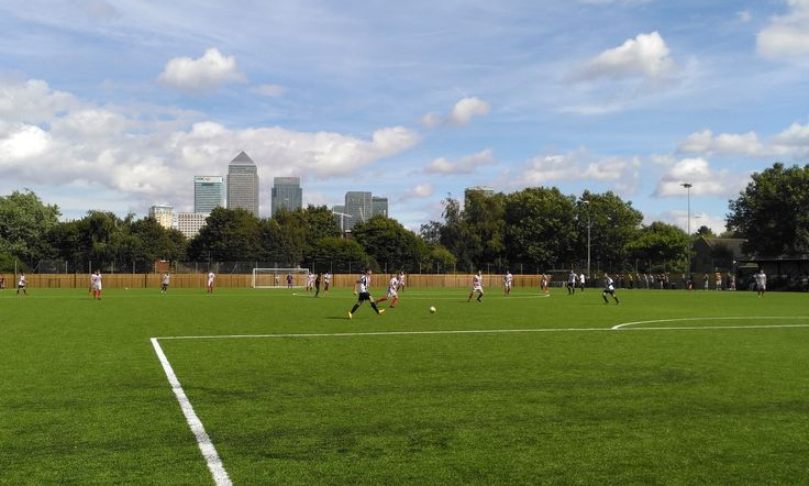 A bright start to life at St Paul's Sports Ground on Fisher FC's return to SE16