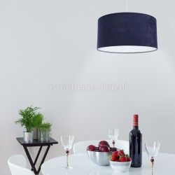 Lampa wisząca Gloria Granatowa