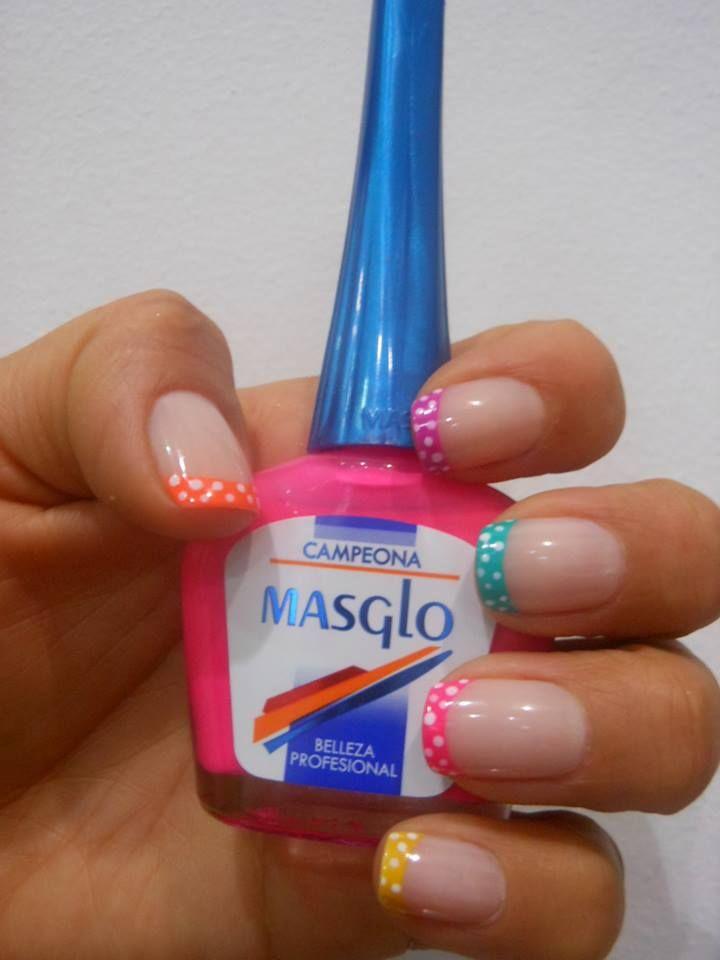 LOS 3 #PASOS PARA #MAQUILLAR #UÑAS, #manicuristas, #decoracion, #masglo