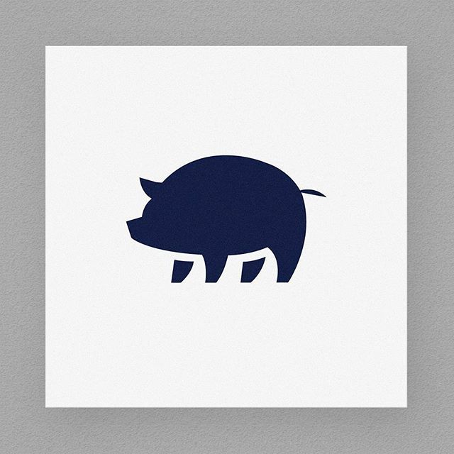 Isotype - Pig #graphic #alone #graphicdesign #graphics #cat #illust #illustration #pictogram #design #icon #symbol #meanimize #isotype #art #artwork #minimal #minimalism #musician #guitarist #frame #디자인 #일러스트 #스케치 #픽토그램
