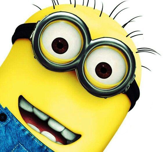 Smiling Minion #minions #despicable_me #smile | Minion ...