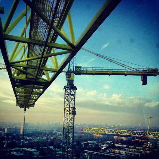 Building Zuidas