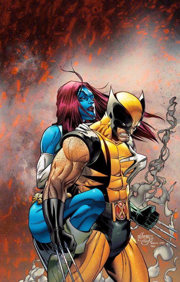 Daily @deviantART Picks for 08/07/2014 #Wolverine #Mystique #Marvel | Images Unplugged