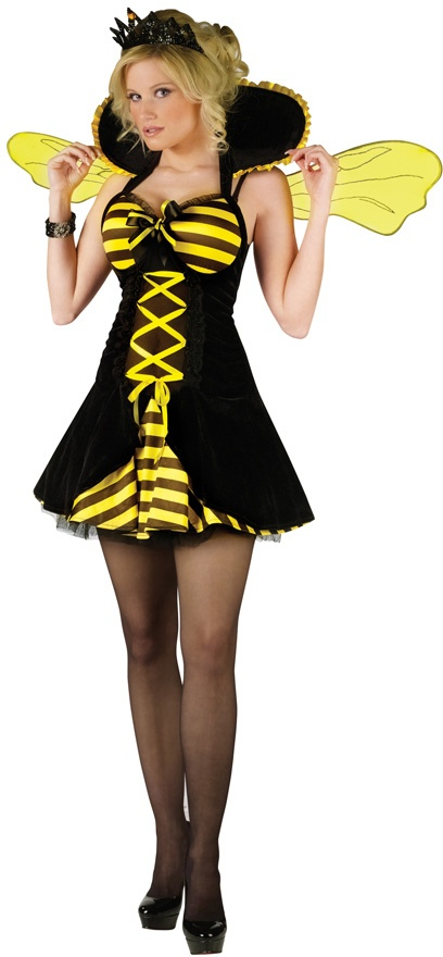 queen bee costume me - Bee Halloween