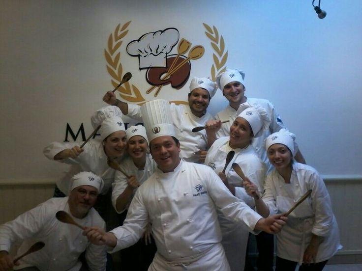 Curso de cozinha internacional Maisi Sebess