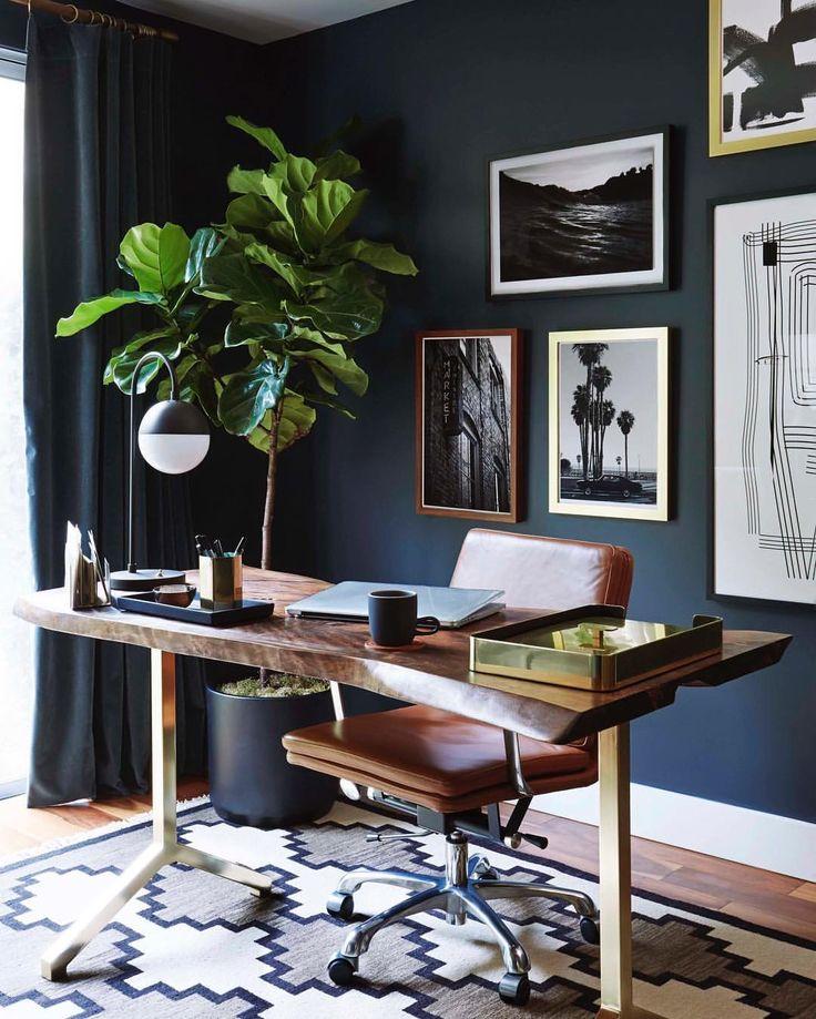 Ikea Small Home Office Ideas For Men: 42 Best Je Bureau Inrichten Images On Pinterest
