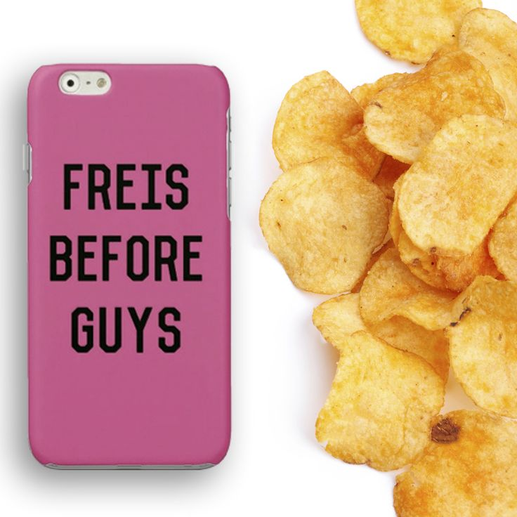 #Cover #Case for #iPhone & #Samsung FREIS BEFORE GUYS #style #fashionblog #style #glamour #cool http://www.creatink.com/product/iphone-cover-case/fries-before-guys/