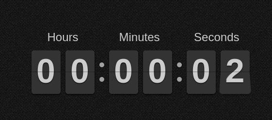 Create Simple JQuery Flip Countdown Timer – Flipclock Js   #FlipCountdown #FlipclockJs #JQuery @latestblog_org