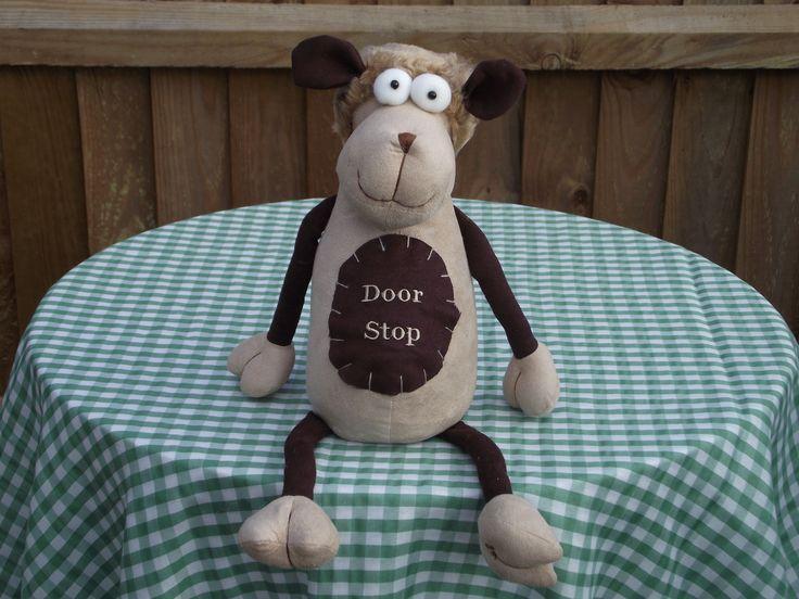 Sheep Door Stop