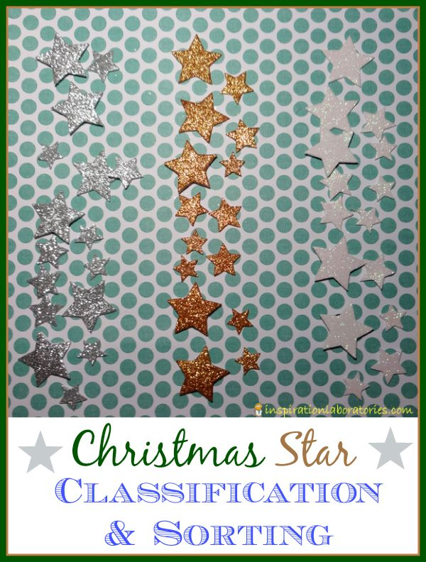 Christmas Science Advent Day 1: Christmas Star Classification