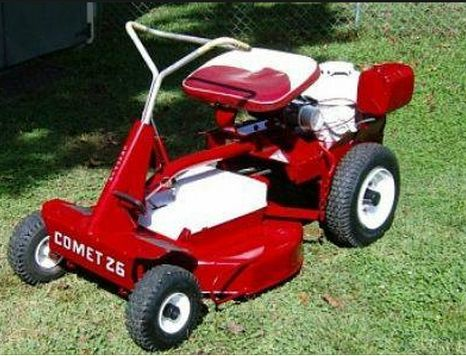 Vintage Snapper Riding Mower 1970 S Pristows Outdoor