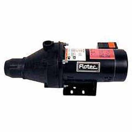 Pentair-Omni-Flotec FP4012-10 Shallow Well Pump Jet - Walmart.com