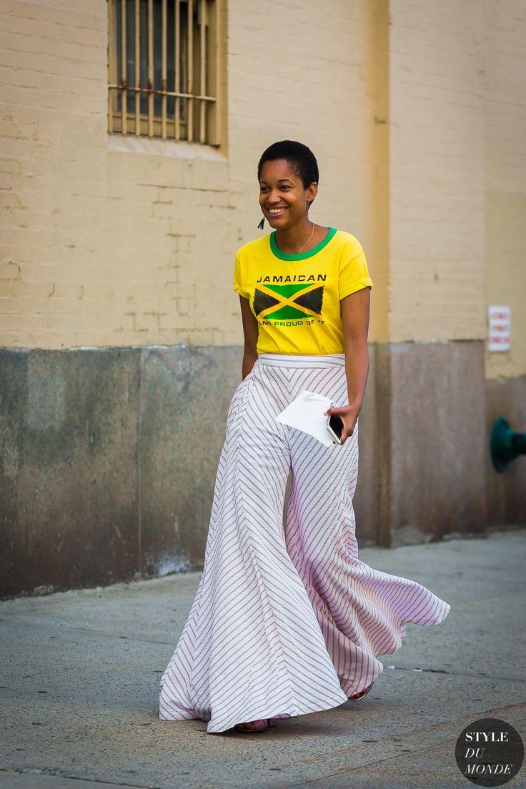 Tamu McPherson by STYLEDUMONDE Street Style Fashion Photography