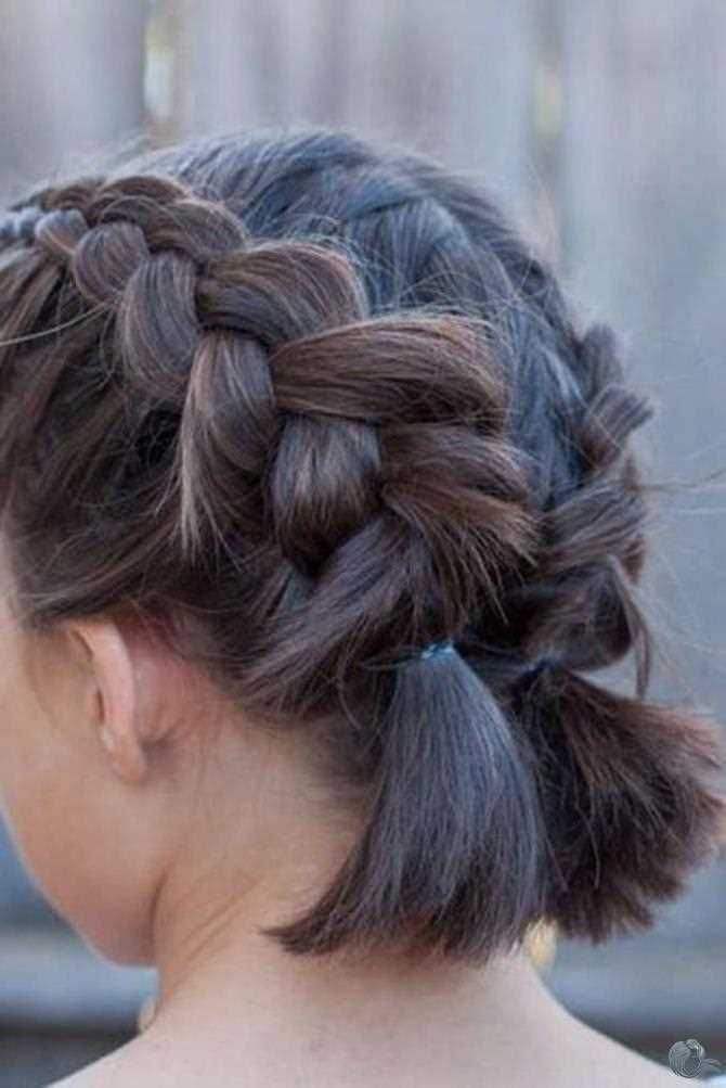 Wunderschone Flechtfrisuren Fur Mittellanges Haar Hair Bob Braids For Medium Length Hair Medium Length Hair Styles Hair Lengths