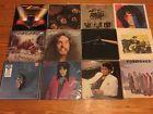 Rock LP lot 12 Beatles Pink Floyd Joan Jett ZZTOP Eagles /MJ/Kansas Neil Young
