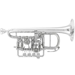 High-Bb/A Piccolo Trumpet Custom J. Scherzer 8111ST-S
