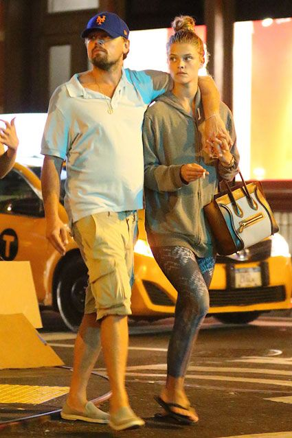 Leonardo DiCaprio and Girlfriend Nina Agdal Involved in Hamptons Car Accident