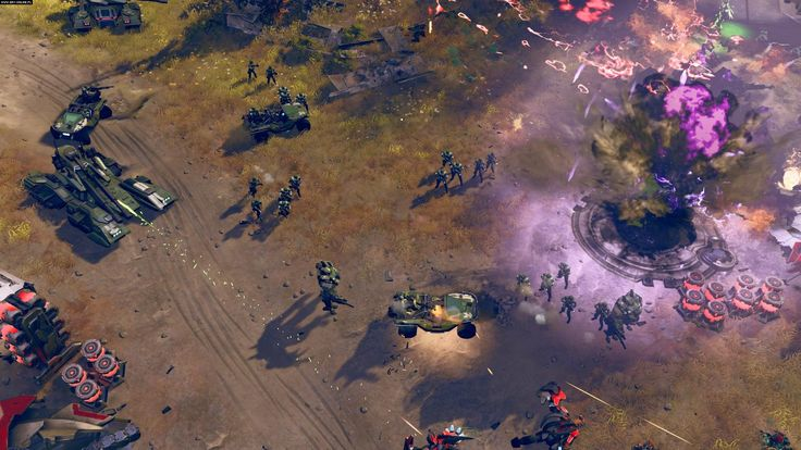 Halo Wars 2 XONE, PC Gry Screen 38/47, Creative Assembly, THQ Nordic / Nordic Games