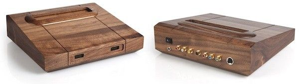 Analogue Interactive crafts a Neo Geo MVS from walnut, yours for $649