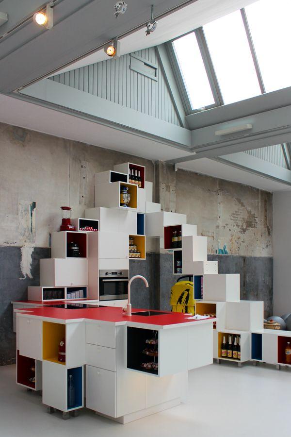 IKEA Metod Kitchen design competition at Helsinki Design Week - küchen von ikea