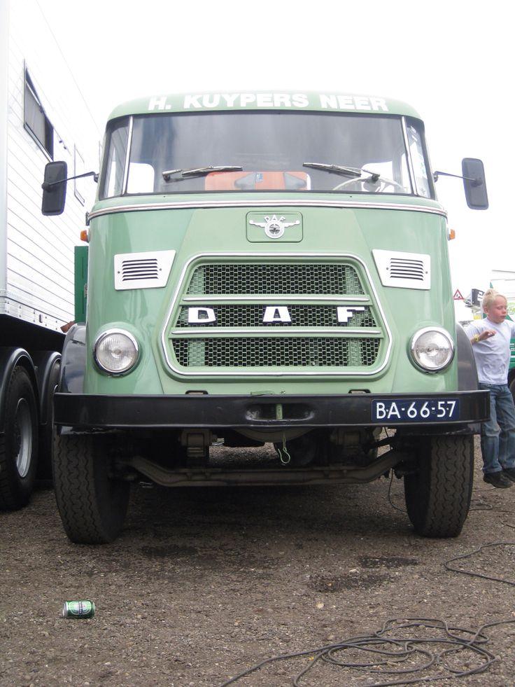 Classic Daf Truck