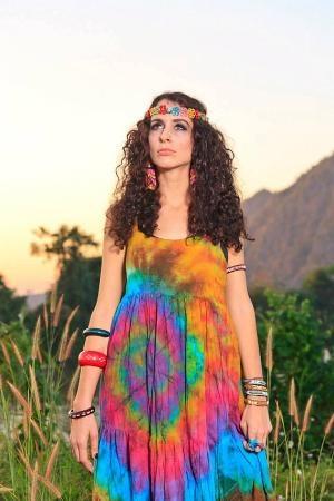 : Dresses Batik Boho Por, Chezmoimyhom En, One Etsy, Maxis, Maxi Dresses Batik Boho, Cotton Maxi Dresses, Por Chezmoimyhom, Rainbows Cotton, Feathers Good