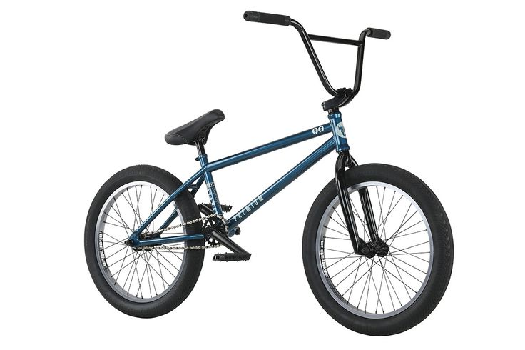 "Premium Subway 20.5"" BMX Bike Gloss Aqua Blue – Bakerized Action Sports"