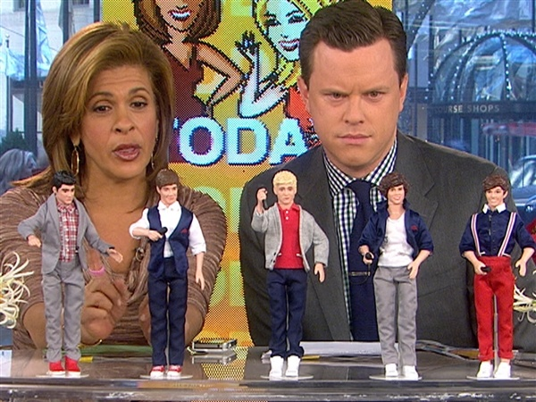 Can you name every member of One Direction? Willie Geist can - KLG and Hoda