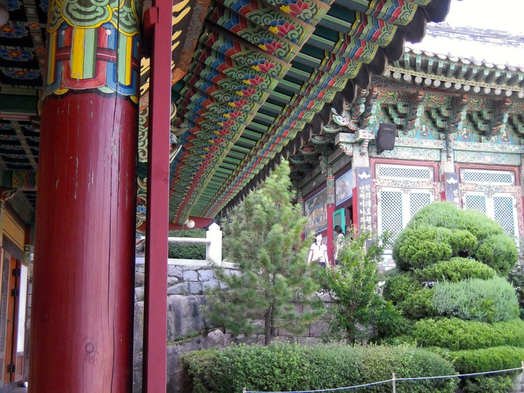 Bomosa temple, Busan