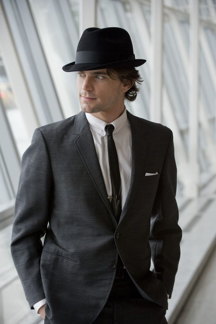 Neal Caffrey, con man extraordinaire.