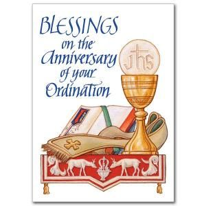 Priest Ordination Anniversary Clip Art cakepins.com