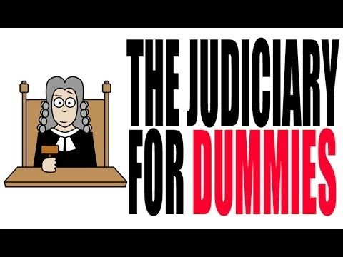 Article III For Dummies: The Judiciary Explained - YouTube