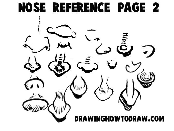 109 best Nose images on Pinterest Drawings, Walls and Drawing - reference sheet examples