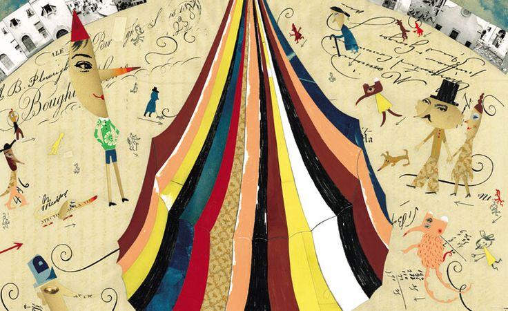 'Pinocchio', illustrations by Sara Fanelli