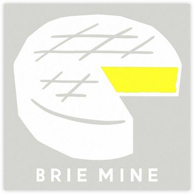 Brie Mine - Paperless Post