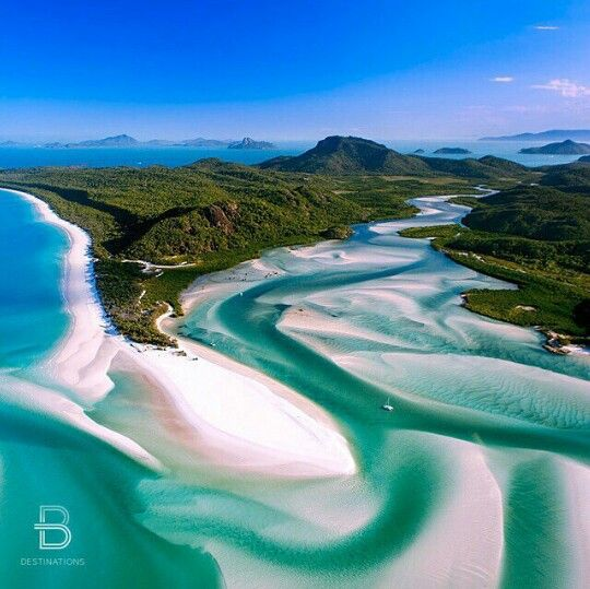 Whitsunday Island Australia Thinkin To Travel To Pinterest Islands And Australia