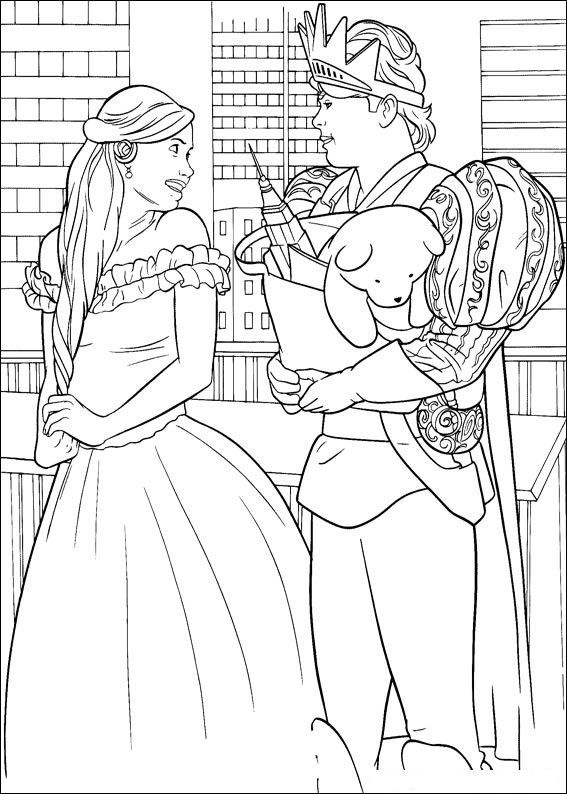 Enchanted coloring pages printable coloring pages for kids