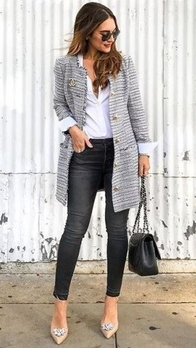38 Pretty Spring Work Outfits für Frauen 2019