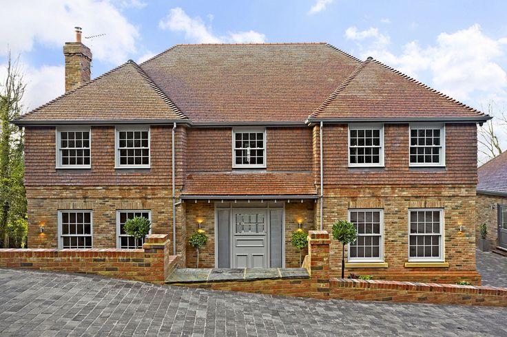 #design #architecture #housebuild #newhome #driveway #windows #doors #landscape #timber #wood #aluminium