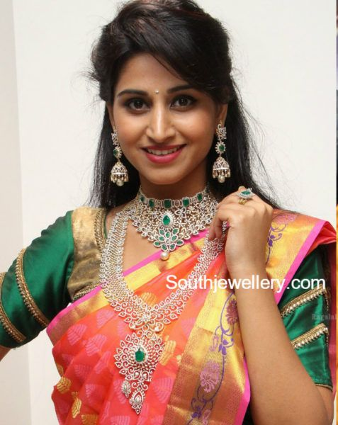 Shamili in Manepally Diamond Jewellery photo
