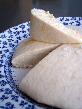 Recette pour faire son propre fromage