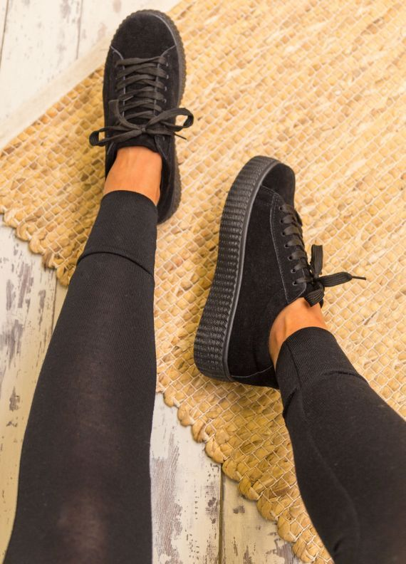 Rocco Creepers in Black