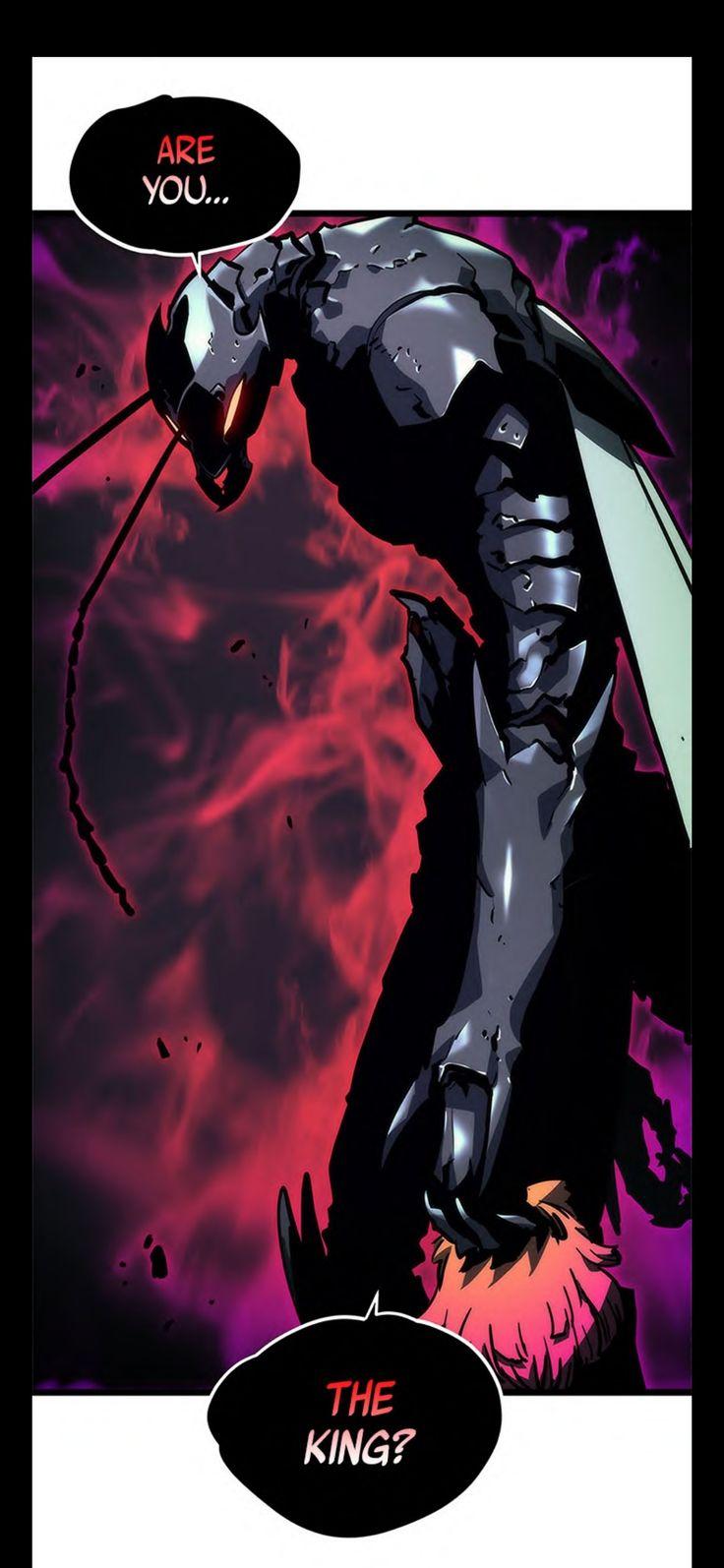 Pin de Nicolas Lucido em solo leveling em 2020 Anime