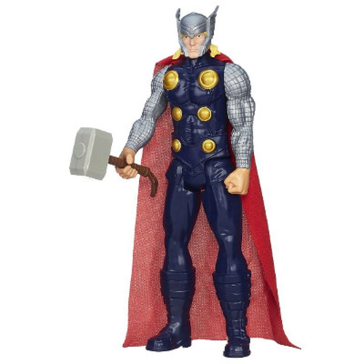 Boneco Thor - Avengers Titan Hero Series - Hasbro